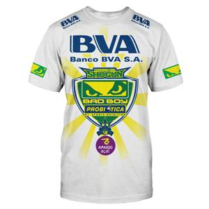 Shogun UFC on Fox 4 Walkout Tee With Free Shogun Bad Boy Banner